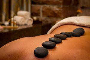 Hotstone massage