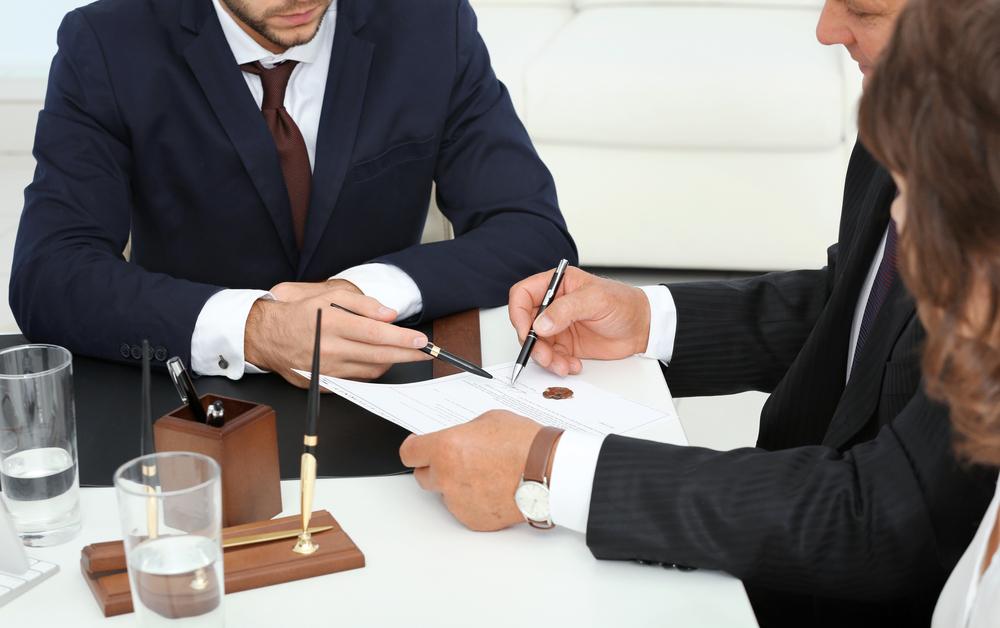 Een sterk notaris testament openen