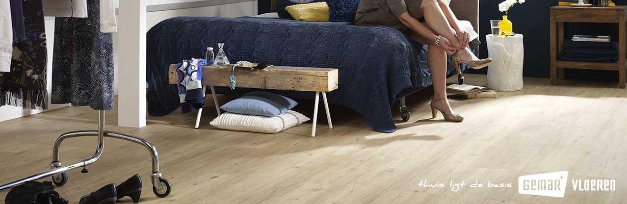 Enkele redenen om voor een PVC vloer in huis te kiezen